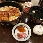 江戸川 - うなぎ丼