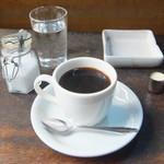 名曲喫茶ライオン - コーヒー
