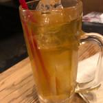 焼鳥 炎家 - ジャスミン!ジャスミン…茶だ!