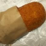 デリフランス - カリカリチーズカレーパン
