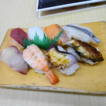 99309763 - 握り寿司