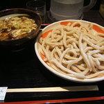 小平うどん - 肉汁うどん600g