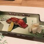 割彩 にしわき - お魚の焼き物