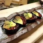 寿司 仁 - 筋子の珍味