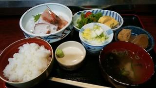 喜多亭 - 「刺身定食」