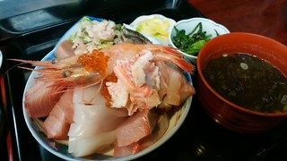 喜多亭 - 「海鮮丼」