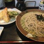 99314412 - 天ざる蕎麦 3    1300円!