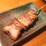 飯ト酒 梔 - 豚バラ