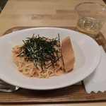 talatala・taracco - こく極たらこバターのり800円+ワイン200円