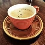 99316638 - ドリンクバーのコーヒー。                       そう!ドリンクバーになっちゃいました。