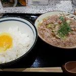 赤坂 和寿 - 肉じるはかなり熱いです