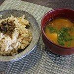 穀菜食カフェ ありがとう  -