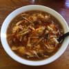 林香園 - 料理写真:サンラー麺