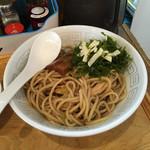 UMAMI SOUP Noodles 虹ソラ - 和えソバ 忍 混ぜ混ぜver.