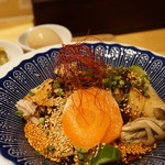 虎舎 - よだれ鶏,虎舎(愛知県豊田市)食彩品館.jp撮影
