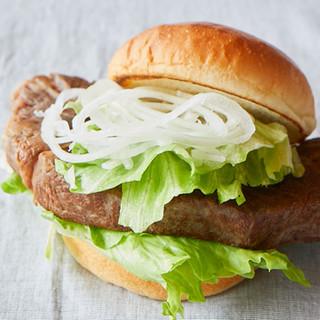 超豪華!3,000円の限定バーガーを食べる!