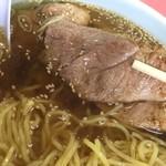 福清楼 - 焼肉ラーメン 700円