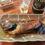 魚料理 いず松陰 - 本日の煮魚は「アラカブ」(カサゴ)