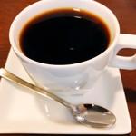 オムライス専門店 エグロン - コーヒー たっぷり♪