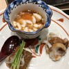 鮨 山浦 - 料理写真:◎白子、イカゲソ、フグの煮凝り