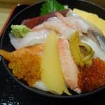 99331136 - 二三一海鮮丼