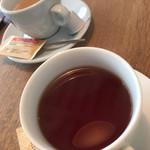 トレ - 珈琲と紅茶。