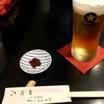99332114 - 蕎麦味噌で 一杯 ♪
