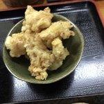 99332738 - 鶏の天ぷら     90円