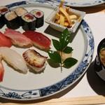 99332830 - 今年最後の寿司はやっぱり美味しかった♪