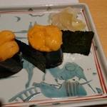 99332835 - 「バフンウニ」がこの数年間食べたウニのなかで一番美味しかったよ~♪