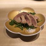 鶏と野菜 炭焼 ひさどり - 白レバー