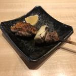 鶏と野菜 炭焼 ひさどり - モモ