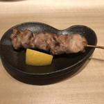 鶏と野菜 炭焼 ひさどり - セセリ