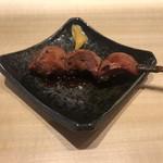 鶏と野菜 炭焼 ひさどり - レバー
