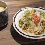 ミナミ キッチン - サラダ、スープ