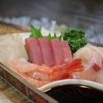 ゆたか寿司 - 料理写真:刺身