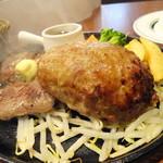 レストラン&スイーツ うふふ - ハンバーグアップ