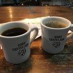 マイクロレデイコーヒースタンド - ドリンク写真:ドリップコーヒー(S、380円)