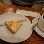 patisserie & cafe drop - 料理写真:人気NO.1ラフィネ