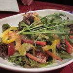 9934508 - 彩り野菜のサラダ