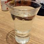 水炊き・焼き鳥 とりいちず - 恒の月グラス199円