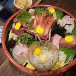 奈賀良 - 料理写真:刺盛り