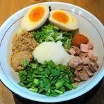武者麺 - まぜそば