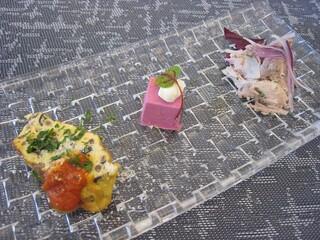 ヴィア トスカネッラ - 前菜