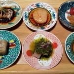 中国菜エスサワダ - 前菜盛り合わせ