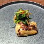 中国菜エスサワダ - 鰆とオレンジカリフラワーのスパイス炒め
