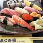 ふく寿司 - 料理写真: