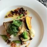ザ・レギャン・トーキョー - ランチ お魚料理