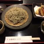 久呂無木 - 料理写真:天もりです。