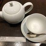 99357559 - クリスマスワンプレートランチにプラス税込550円の紅茶ストロングブレックファースト♤セイロン、アッサム、ダージリンのクラシックブレンド